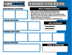 Blank-Food-Template